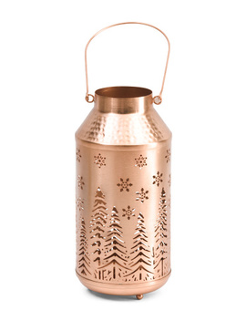 Iron Holiday Lantern by Tj Maxx