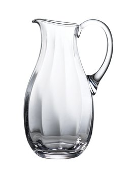Crystal Elegance Optic Pitcher by Waterford