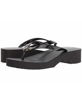 Wedge Flip Flop by Tory Burch