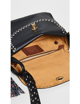 X Tabitha Simmons Suspender Pouch by Coach 1941