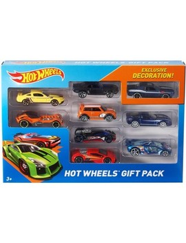 Hot Wheels Diecast 9 Car Gift Pack by Hot Wheels