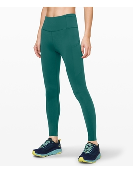 """Fast And Free Tight 28"""" Non Reflective New Nulux™ by Lululemon"""