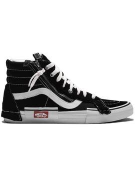 Vans Sk8 Hi Reissue Ca Black by Stock X