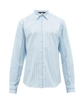 Multi Stripe Cotton Shirt by Paul Smith