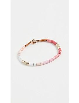 Blossom U Tube Bracelet by Roxanne Assoulin