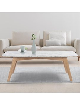 Hilma Coffee Table by Ivy Bronx