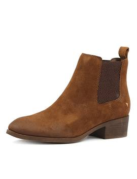 Ravee Chocolate Suede by Windsor Smith