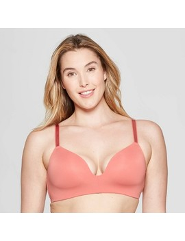 Women's Bliss Lightly Lined Wirefree Bra   Auden™ by Auden