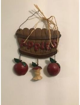 Apple Kitchen Wall Decor by Decor