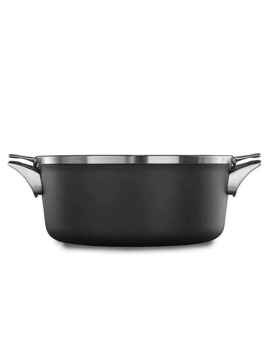 Calphalon® Premier™ Space Saving Hard Anodized Nonstick 8.5 Qt. Dutch Oven With Lid by Calphalon
