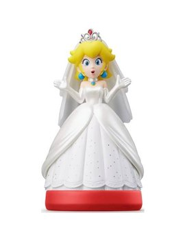 Amiibo Figure (Super Mario Odyssey Series Peach   Wedding Outfit) by Nintendo