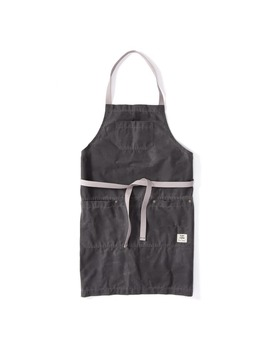 Waxed Apron X Brad Leone by Flint And Tinder