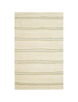 Martha Stewart Hand Tufted Wool Beige Area Rug by Joss & Main