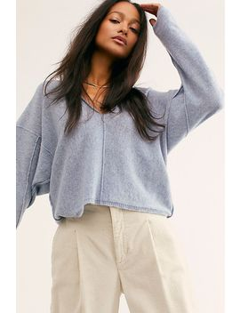 Solitaire Cashmere V by Free People