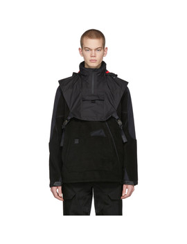 Black Mmw Edition Nrg Se Jacket by Nike