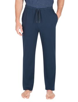 Cotton Blend Lounge Pyjama Pants by Haggar