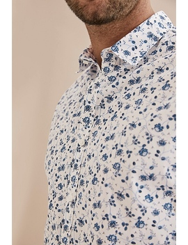 Regular Floral Shirt by Country Road