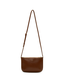 Brown Sarah Bag by A.P.C.