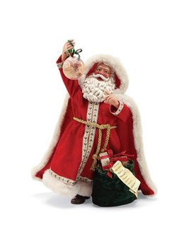 Possible Dreams Santa Around The World Figurine #6003461 by Enesco