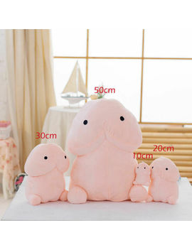 Cute Plush Doll Toy Stuffed Creative Dingding Soft Pillow Cushion Bolster Gift by Ebay Seller
