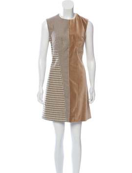 Sleeveless Mini Dress W/ Tags by Stella Mc Cartney