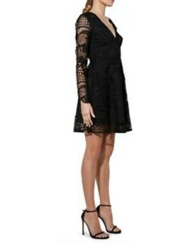 Mossman Black Lace Dress.  Size 8  New With Tags by Mossman