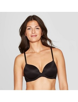 Women's Icon Full Coverage Lightly Lined T Shirt Bra   Auden™ by Auden