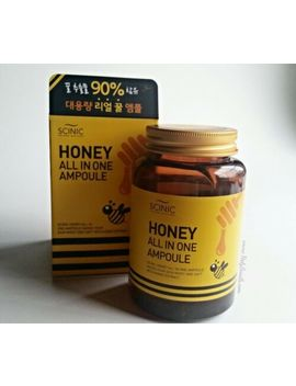 Scinic Honey All In One Ampoule 250ml 8.45oz ** 95% Full / Read Description ** by Scinic