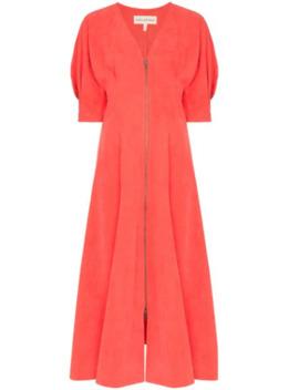 Sophie Puff Sleeve Dress by Mara Hoffman