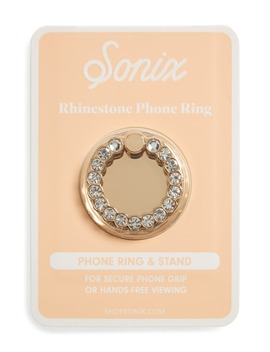 Rhinestone Ring Smartphone Stand by Sonix