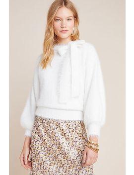 Raelyn Eyelash Sweater by Line & Dot