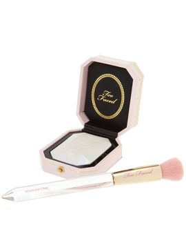Too Faced Pretty Rich Diamond Fire Highlighter With Brush by Too Faced Includes: