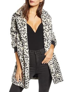 By Bb Dakota Faux Fur Coat by Jack