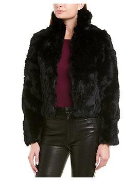 Adrienne Landau Textured Jacket by Adrienne Landau