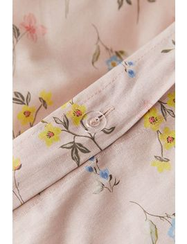 """Bettbezugset Mit Blumenmuster """"Charlie"""" by Urban Outfitters"""