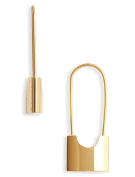 Londyn Lock Earrings by Ellie Vail