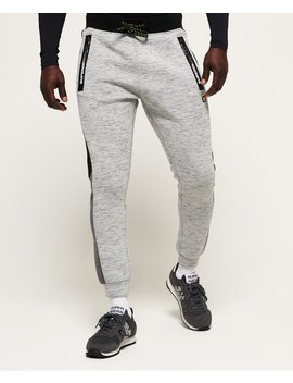 Gym Tech Colour Block Joggers by Superdry