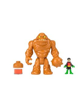 Imaginext Dc Super Friends Clayface & Robin by Imaginext