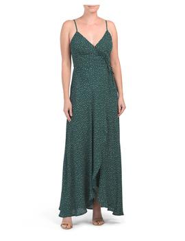 Juniors Dakota Wrap Dress by Tj Maxx
