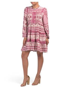 Juniors Parker Fernanda Mini Dress by Tj Maxx