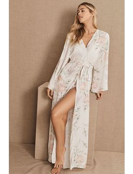 Homebodii Barclay Robe by Anthropologie