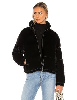 Puffer Jacket In Black by Bella Dahl