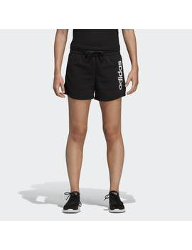 Essentials Linear Logo Shorts by Adidas