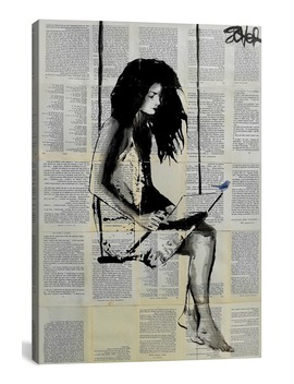 Spell By Loui Jover Giclée Print Canvas Art by Icanvas