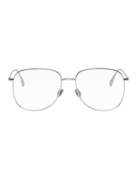 Silver Dior Stellaire08 Optical Glasses by Dior