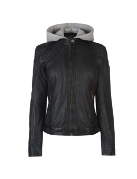 Angel Leather Jacket by Gipsy