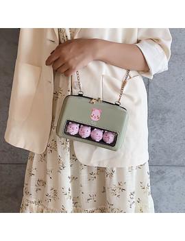 2019 New Designer Women Handbags Leather Shoulder Bags Female Fashion Small Fresh Transparent Cute Pig Crossbody Messenger Bag by Ali Express.Com