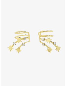 Marvel Captain Marvel Star Ear Cuff by Hot Topic
