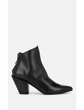 Leather Ankle Boots by Marsèll