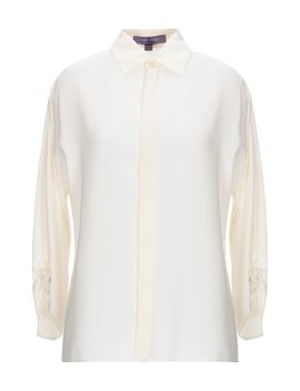 Solid Color Shirts & Blouses by Ralph Lauren Collection